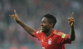 Bayern-Profi Alaba Österreichs bester Fußballer (Foto)