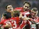 Bayern schlägt den Club (Foto)