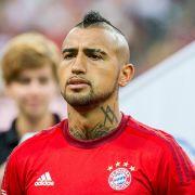 Bayern-Stürmer Arturo Vidal überrascht immer wieder mit Neuigkeiten der besonderen Art auch neben dem Platz. (Foto)