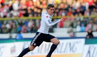 Bayern-Stürmer Petersen will zu Werder (Foto)