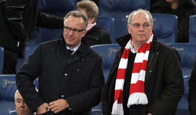 Bayern «unter Druck» - Hohe Zehn-Punkte-Vorgabe (Foto)