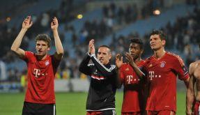 Bayern verhalten: «Nicht schon an Madrid denken» (Foto)
