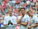Bayern: Viel Beifall für Neuer - «schönes Gefühl» (Foto)