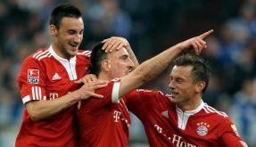 Bayern wieder Tabellenführer - Bayer fällt zurück (Foto)