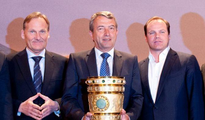 Bayern wollen Revanche im Cup-Finale (Foto)