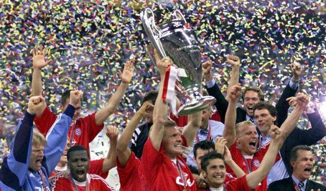 Bayerns Endspiele: Drama in Barcelona, Triumph 2001 (Foto)
