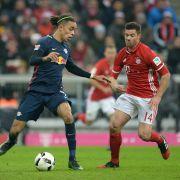Bayern siegt nach Aufholjagd gegen RB Leipzig mit 5:4 (Foto)