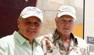 Beach Boys gehen wieder gemeinsam auf Tour (Foto)