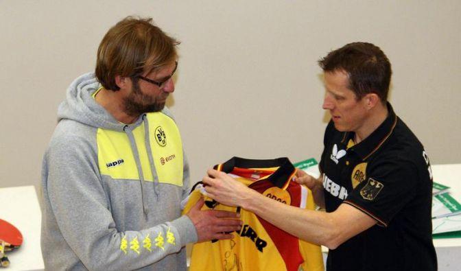 Beachtliche Qualität: BVB-Profis fordern Roßkopf (Foto)