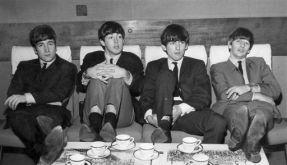 Beatles in Hamburg (Foto)