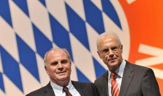 Beckenbauer: Hoeneß will aufrütteln (Foto)