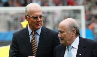Beckenbauer kündigt Rückzug aus Fifa-Exekutive an (Foto)