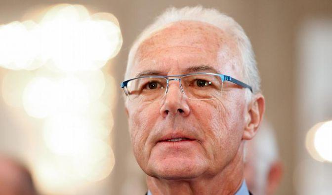 Beckenbauer rügt Bayern-Stars (Foto)
