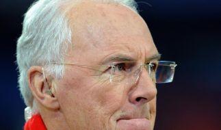 Beckenbauer: «Stunde der Wahrheit» nach Ostern (Foto)