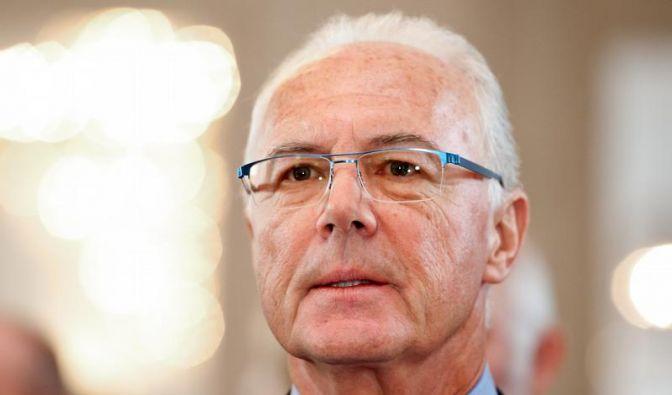 Beckenbauer und Niersbach wehren sich - «Sauber» (Foto)