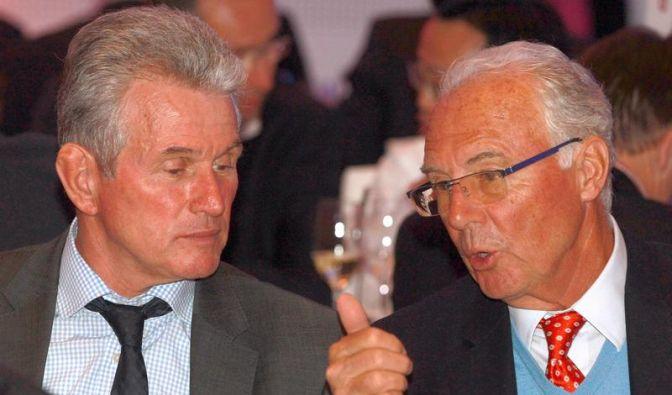 Beckenbauer zu Bayern: Sehe nicht den völligen Umbruch (Foto)