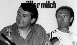 Beckenbauers Freund: Der neue DFB-Präsident Niersbach (Foto)