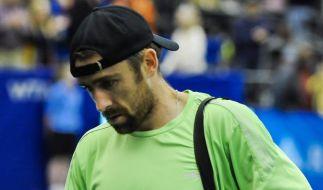 Becker verpasst Tennis-Finale in Memphis (Foto)