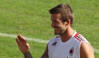Beckham bleibt nur die Rolle des Edel-Reservisten (Foto)