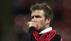 Beckham muss im März zu LA Galaxy zurück (Foto)