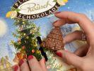 Bedenkenloses Schlemmen an Weihnachten? Stiftung Warentest warnt vor Schoko-Adventskalendern. (Foto)