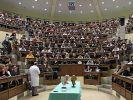 Bedingungen an Unis: Mehrheit der Studenten zufrieden (Foto)