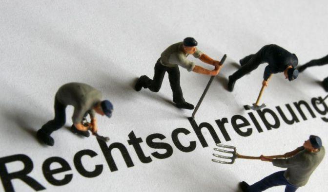 Bedroht «Fetzenliteratur» die Rechtschreibung? (Foto)
