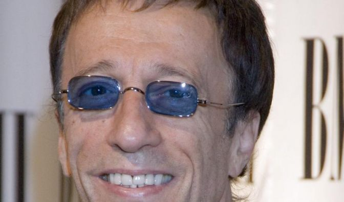 Bee Gees-Sänger Robin Gibb gestorben (Foto)