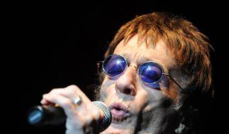 Bee-Gees-Sänger Robin Gibb ringt mit dem Tod (Foto)