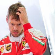 Beendet Sebastian Vettel schon bald seine Karriere? (Foto)