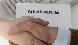 Befristete Arbeitsverträge werden üblicher (Foto)