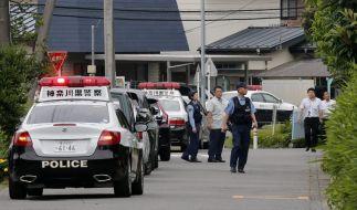 Bei einem Amoklauf in einem Behindertenheim in Japan kam es zu mehren Toten und Schwerverletzten. (Foto)
