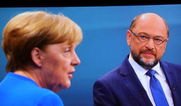 """Bei """"Das Duell - Merkel gegen Schulz"""" nimmt Stephan Lamby die beiden Politiker unter die Lupe. (Foto)"""