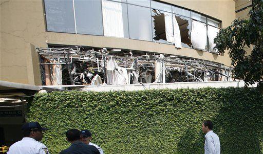 Bei den Anschlägen in Indonesien starben neun Menschen. (Foto)