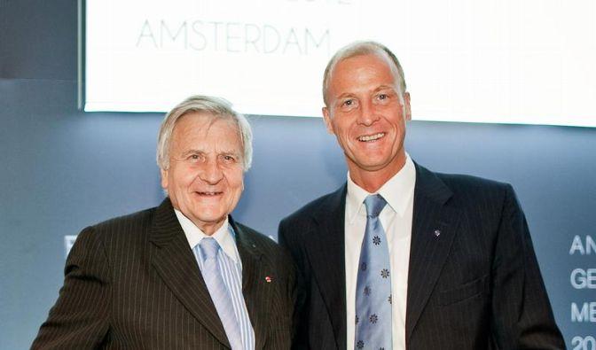 Bei EADS beginnt die Ära Enders - Neuer Verwaltungsratschef fehlte (Foto)