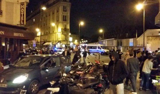 Bei mehreren Explosionen sind in Paris über 120 Menschen ums Leben gekommen. (Foto)