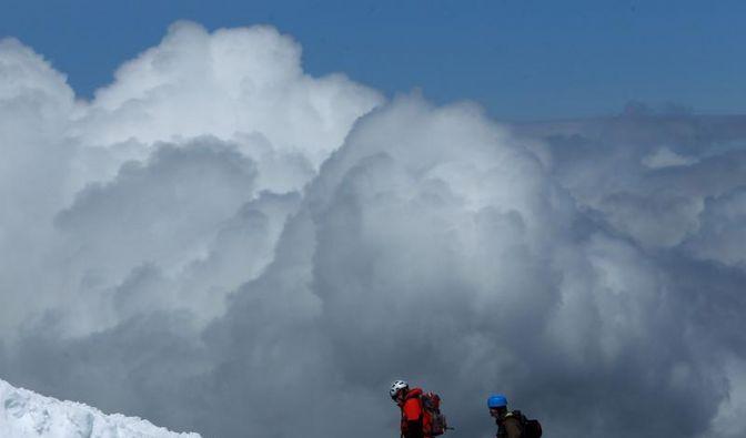 Bei Klettersteigen die Länge nicht unterschätzen (Foto)