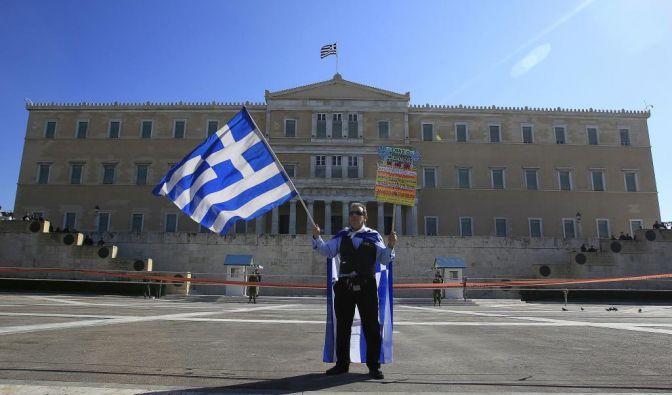 Bei der griechischen Parlamentswahl am 6. Mai 2012 verlieren die Unterstützer des Sparprogramms die Mehrheit. (Foto)