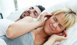 Bei Schnarchen gibt es oft nur eine Lösung für Paare: Getrennte Schlafzimmer! (Foto)