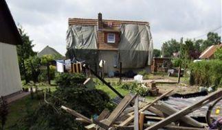 Bei Sturmschäden zahlt die Versicherung - wenn man die richtige hat. (Foto)