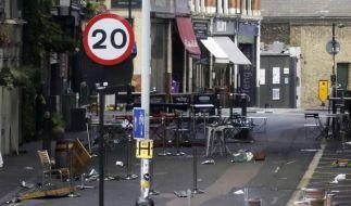 Bei einem Terror-Anschlag in London sollten ursprünglich noch viel mehr Menschen sterben. (Foto)