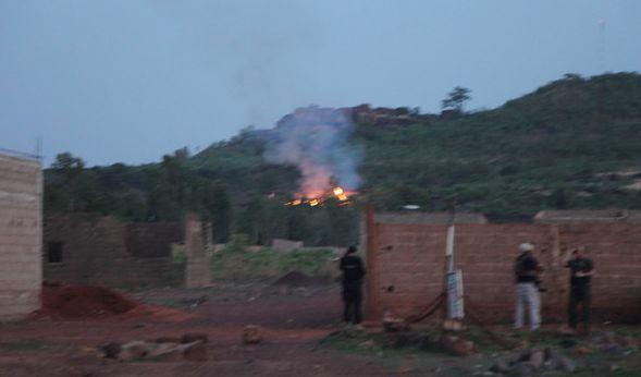Bei einem Terroranschlag auf ein Hotel in der malischen Hauptstadt Bamako sind mindestens vier Menschen getötet worden. (Foto)