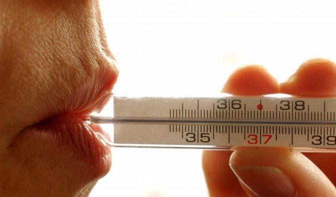 Bei unerklärbarem Fieber auf tropische Krankheit testen (Foto)