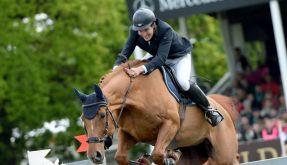 Beim Deutschen Spring- und Dressur-Derby treten Reiter aus über 30 Nationen an. (Foto)