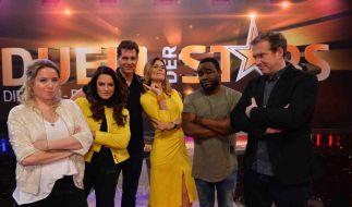 """Beim """"Duell der Stars"""" kämpfen sechs Promis um bis zu 100.000 Euro. (Foto)"""