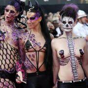 Beim 20. Life Ball in Wien gab es reichlich schräge Gestalten zu sehen.