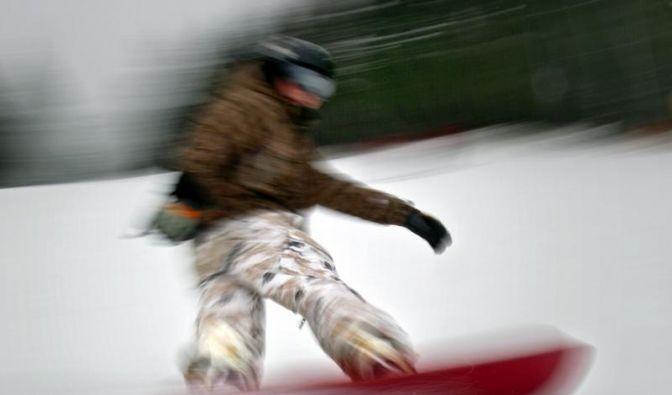 Beim Wintersport Zahnschutz tragen (Foto)