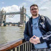 Bekenntnisse des (Ex?-)Neonazis Michael Fischer: «Ich habe (in London) wirklich Schweizern im Hotel geholfen.»