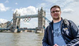 Bekenntnisse des (Ex?-)Neonazis Michael Fischer: «Ich habe (in London) wirklich Schweizern im Hotel geholfen.» (Foto)