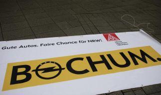 Belegschaftsversammlung bei Opel Bochum - was wird nach 2016? (Foto)